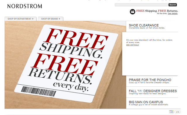 Dec 12,  · Nordstrom Coupons & Free Shipping Codes. When you shop online at skuleaswiru.cf, you won't need to use a coupon to get free shipping. That's because Nordstrom has one of the best shipping policies around, offering free shipping and free returns with any order.