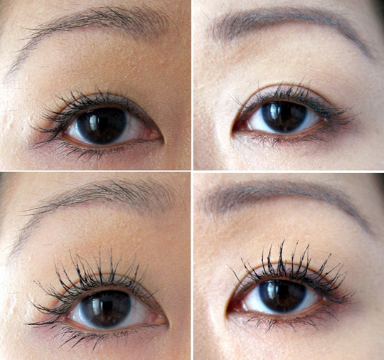113f2d18487 Face-Off: L'Oreal's Extra Volume Collagen Mascara vs. Lioele's Carry ...