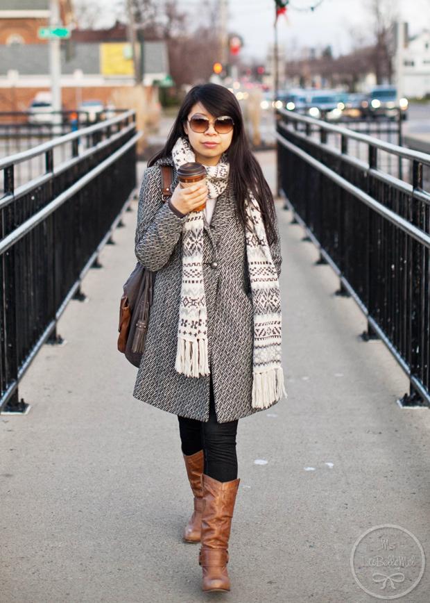 Buffalo   Everyday Winter Coat & Boots - LaBelleMel