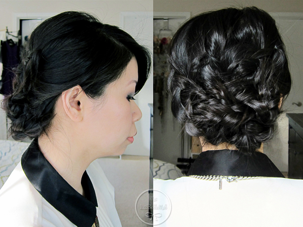 Quick Easy 3 In 1 Braided Hairstyle For Work School Or Night Out