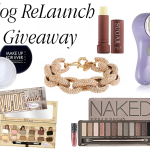 Blog Re-Launch Giveaway