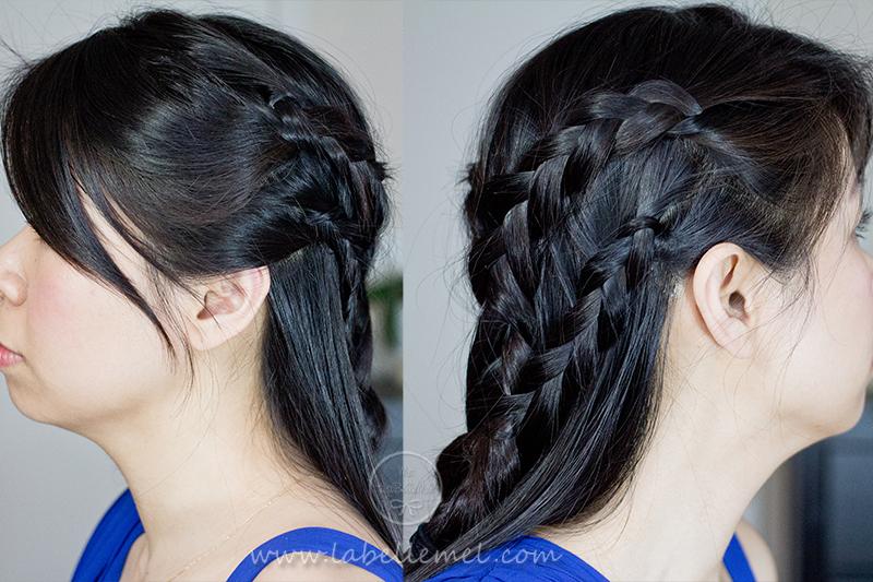Brilliant Game Of Thrones Khaleesi Princess Daenerys Casual Braid Tutorial Short Hairstyles Gunalazisus