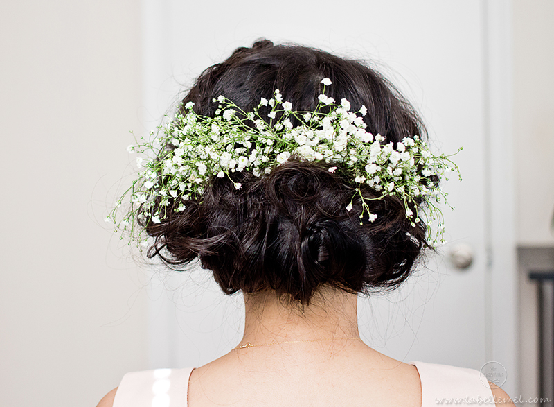 LaBelleMel_Summer Casual Bridal Updo3