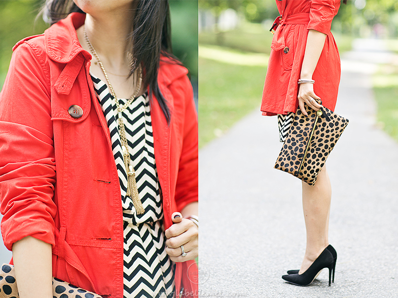 LaBelleMel-Fall-Cherry Red-Leopard-Chevron-Prints-3