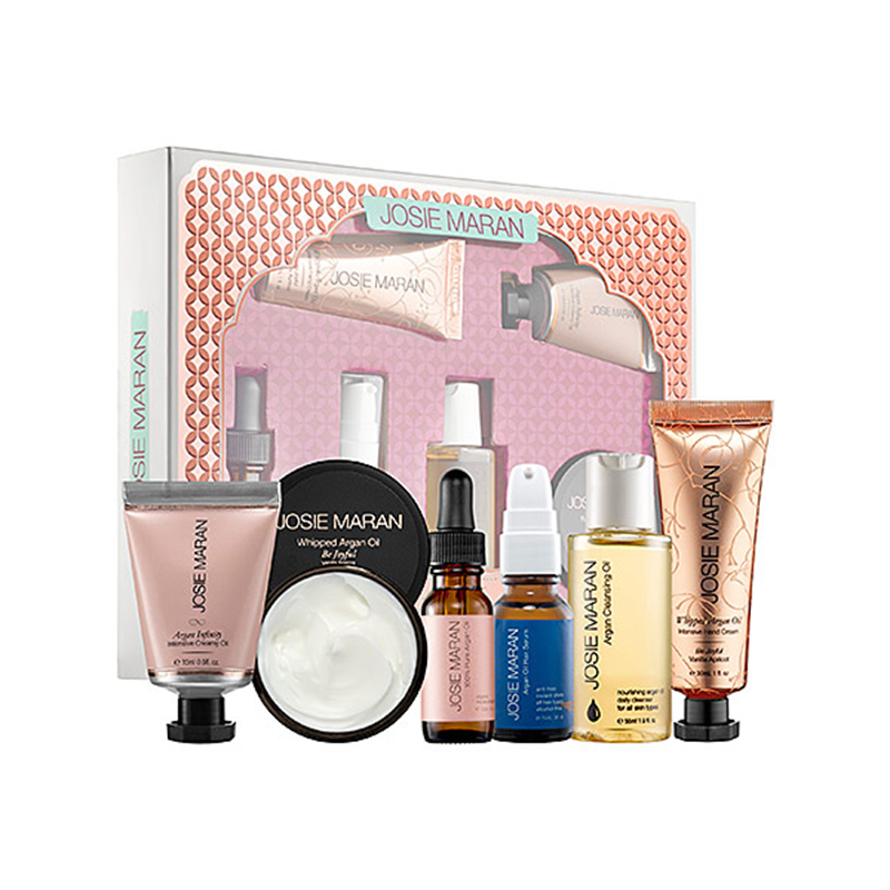 LaBelleMel-Josie-Maran-Escape-Morroco-Holiday-Kit-Giveaway