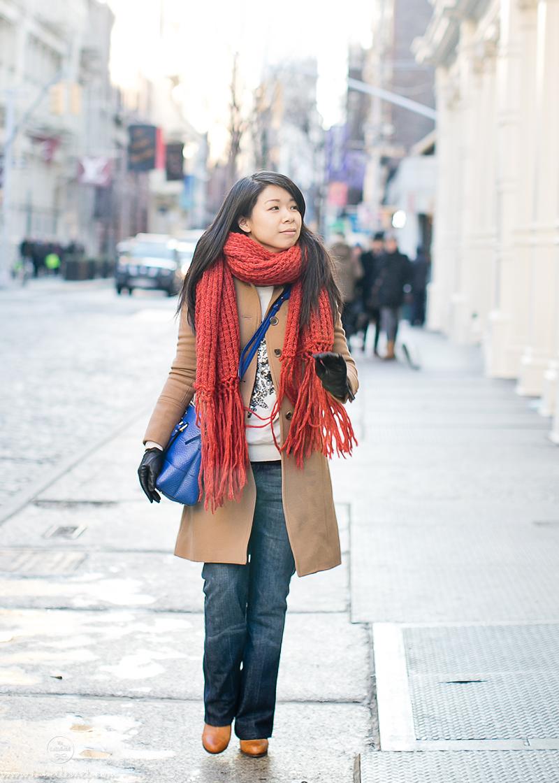 LaBelleMel-SOHO-Winter-Wear-Camel-Orange-1