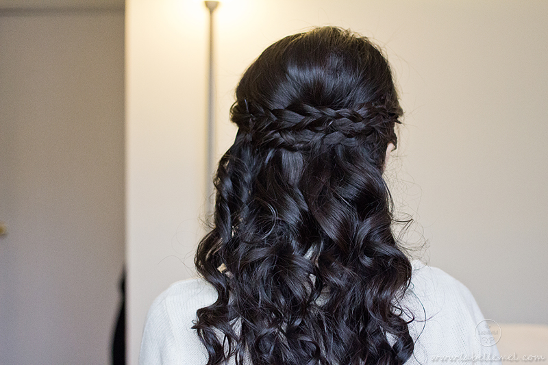 2-LaBelleMel-4-Vday-Casual-Hairstyle-Half-Up-Braided-2