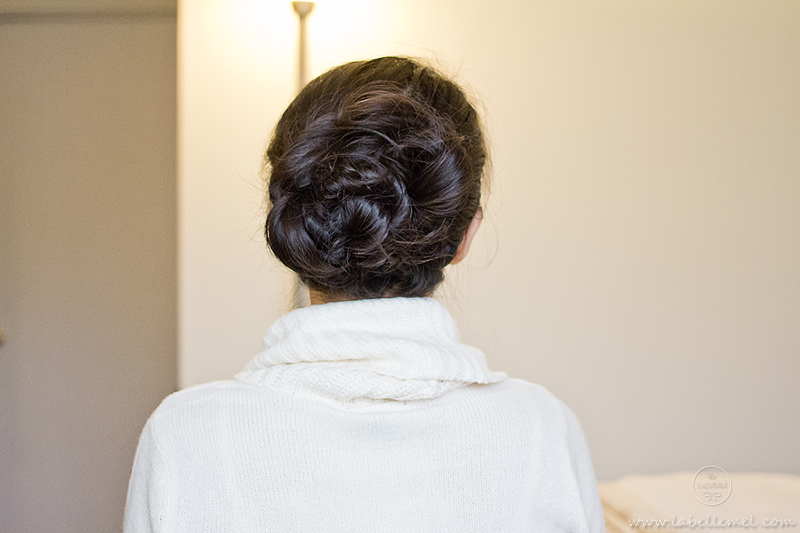6-LaBelleMel-4-Vday-Casual-Hairstyle-Twisted-Bun-2