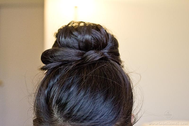 7-LaBelleMel-4-Vday-Casual-Hairstyle-Fan-Bun