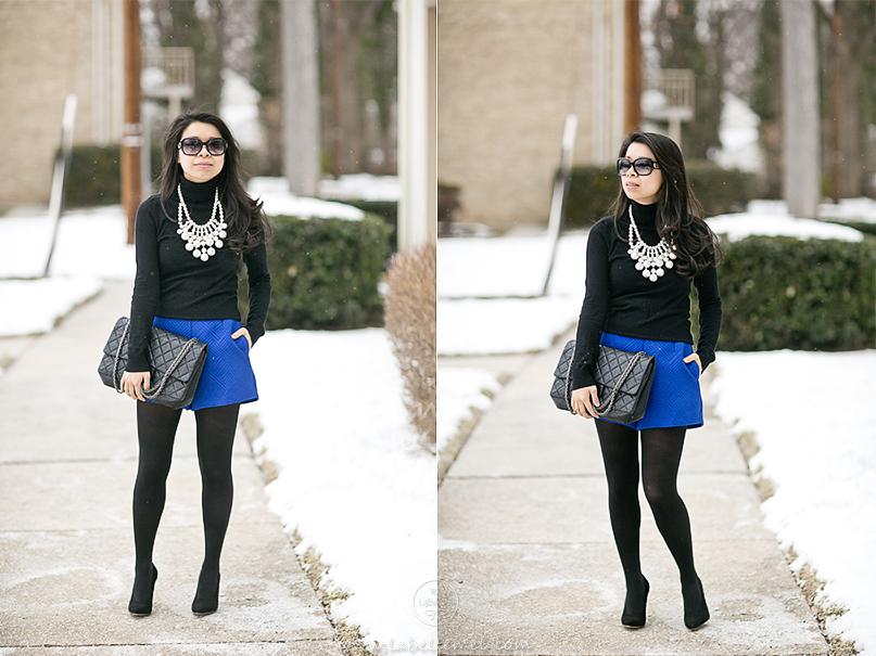 LaBelleMel_Winter Brights_Cobalt_Blue_Statement_Necklace_3