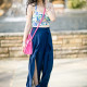 LaBelleMel-Tropical-Crop-Top-Chiffon-Palazzo-Pants-1