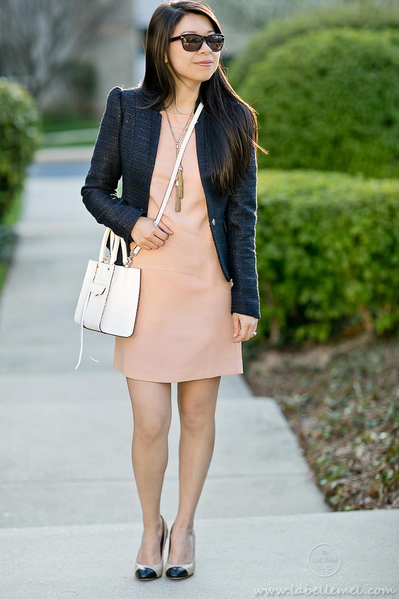 LaBelleMel-Workwear-Wednesday-Flutter-Shift-Dress-1