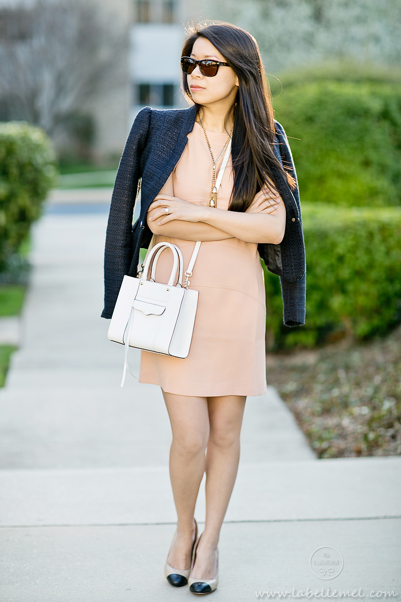 LaBelleMel-Workwear-Wednesday-Flutter-Shift-Dress-3