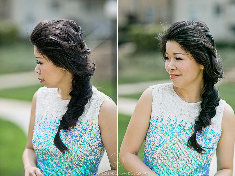 LaBelleMel_Frozen_Elsa_Hair_Makeup_Sequin_Ombre_Dress-3