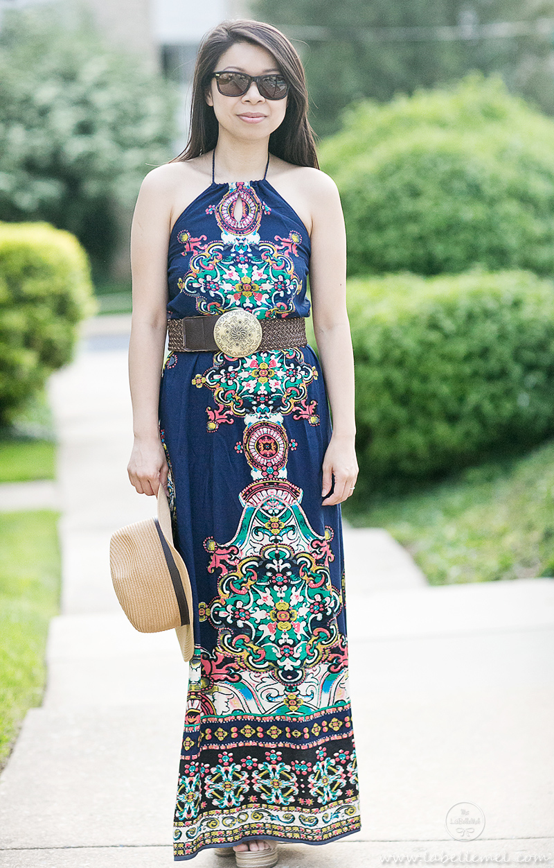 LaBelleMel_Summer_Casual_Abstract_Print_Maxi_Dress_1