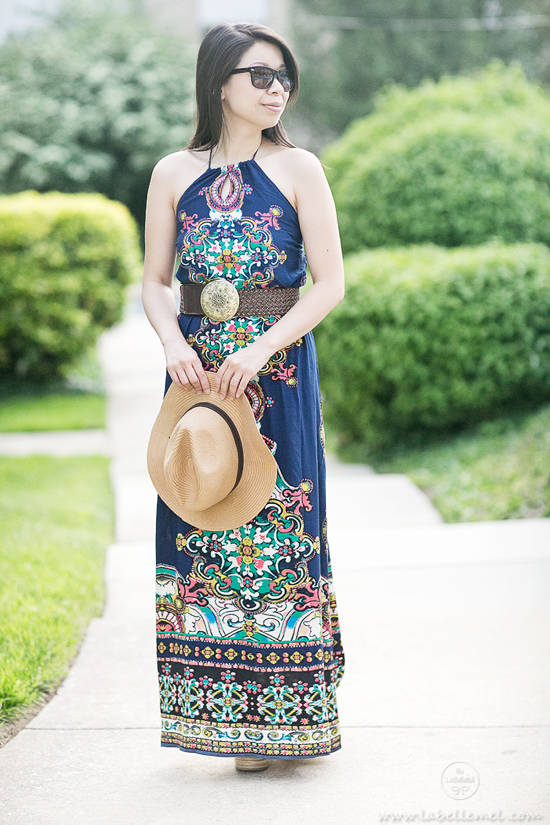 LaBelleMel_Summer_Casual_Abstract_Print_Maxi_Dress_2