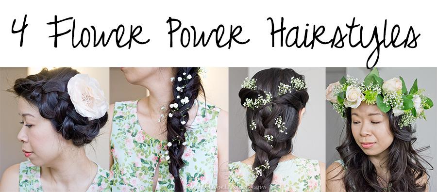 LaBelleMel_4_Flower_Power_Summer_Hairstyles_1