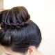 LaBelleMel_Lace-Braided_Donut_Bun_1
