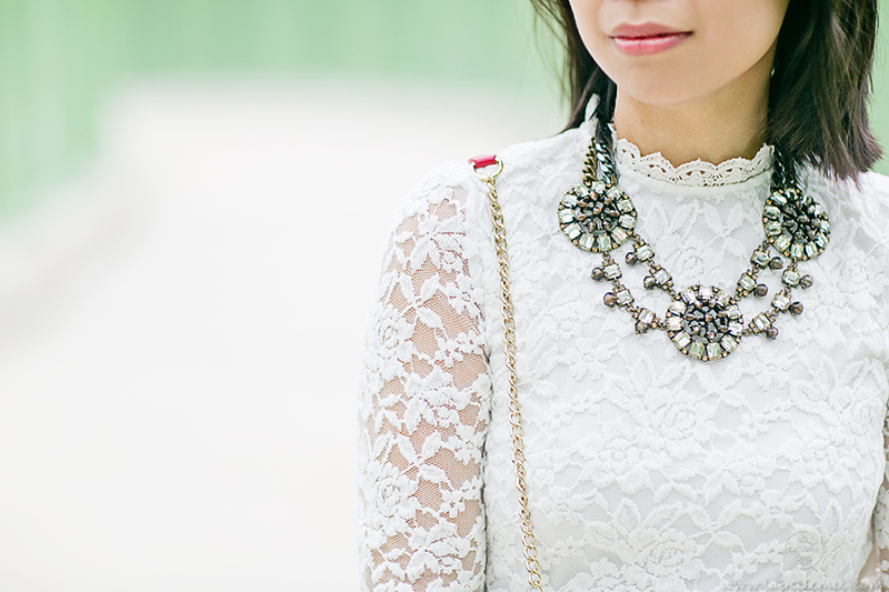 LaBelleMel_White_Lace_Dress_Red_Accents_5