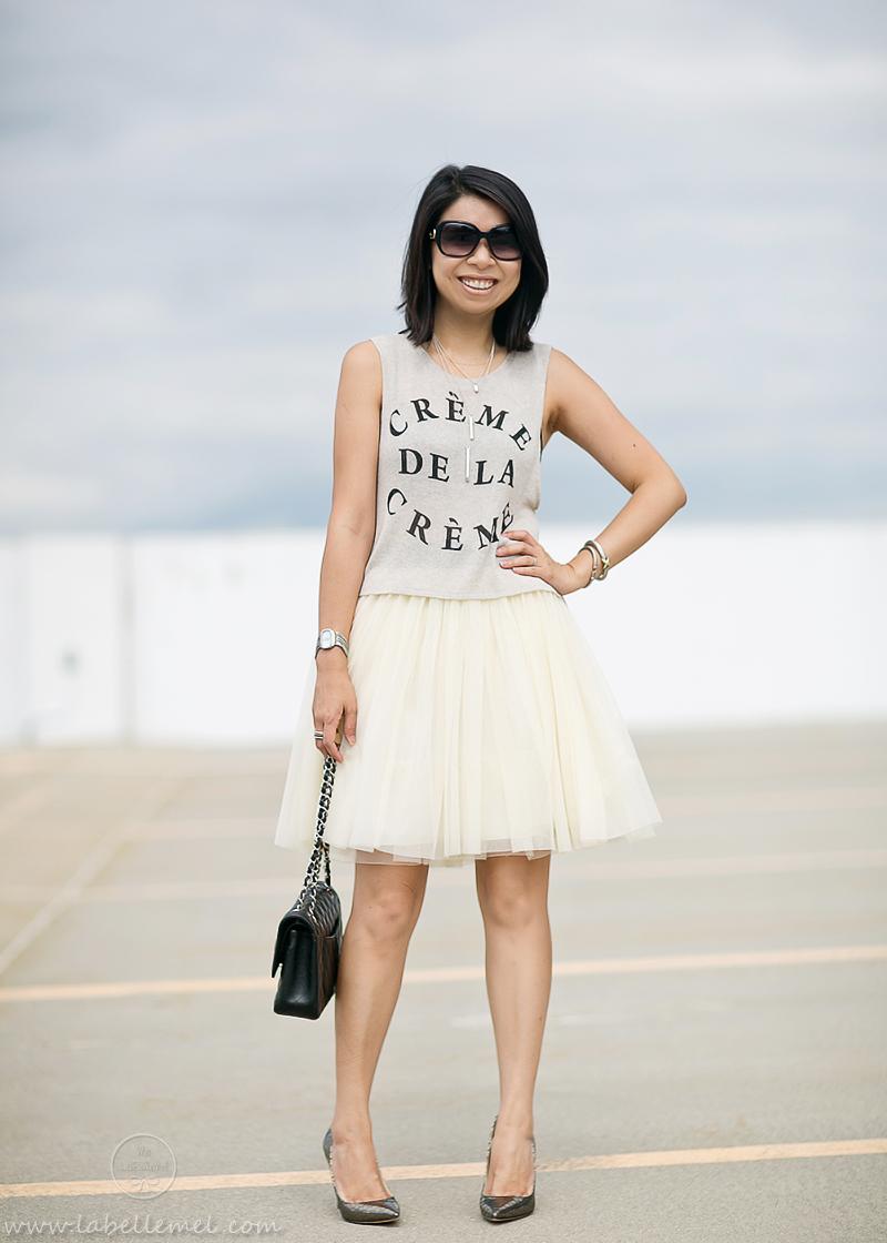 LaBelleMel_Creme_de_la_Creme_Top_Tulle_Skirt_1