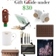 LaBelleMel Holiday Gift Guides Under $30