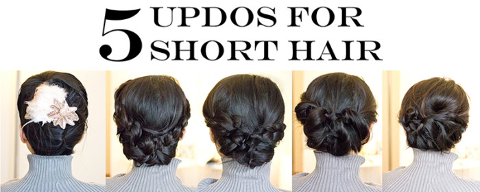 LaBelleMel_5_Updos_Short_Hair_1