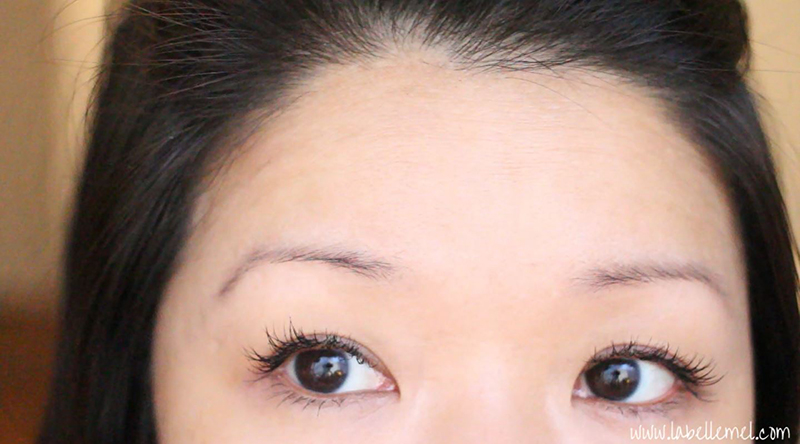 LaBelleMel_Updated_Brow_Routine_2014_2