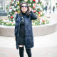 LaBelleMel_Holly_Jolly_Black_Blue_OOTD_1