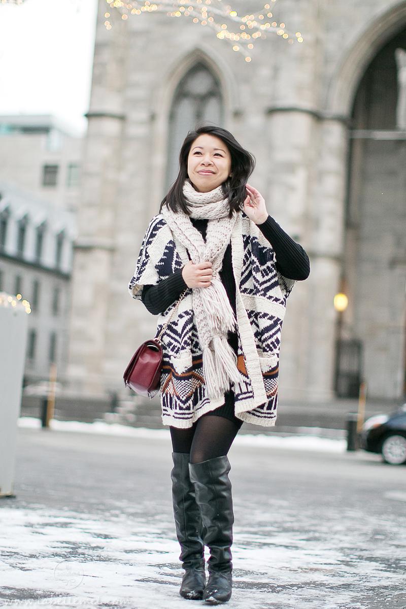 LaBelleMel_Montreal_Sweater Dress_Apache_Cardigan_2