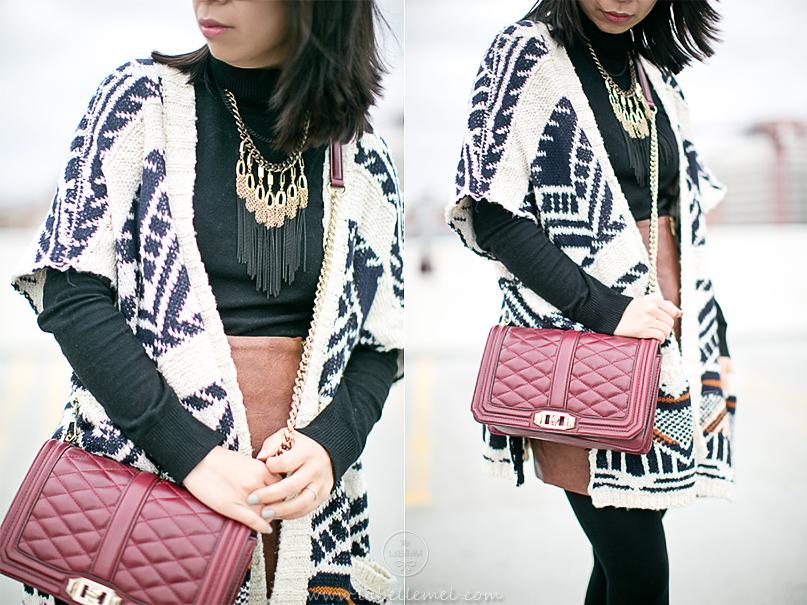 LaBelleMel_Southwestern_Cardigan_Asymmetrical_Skirt_5