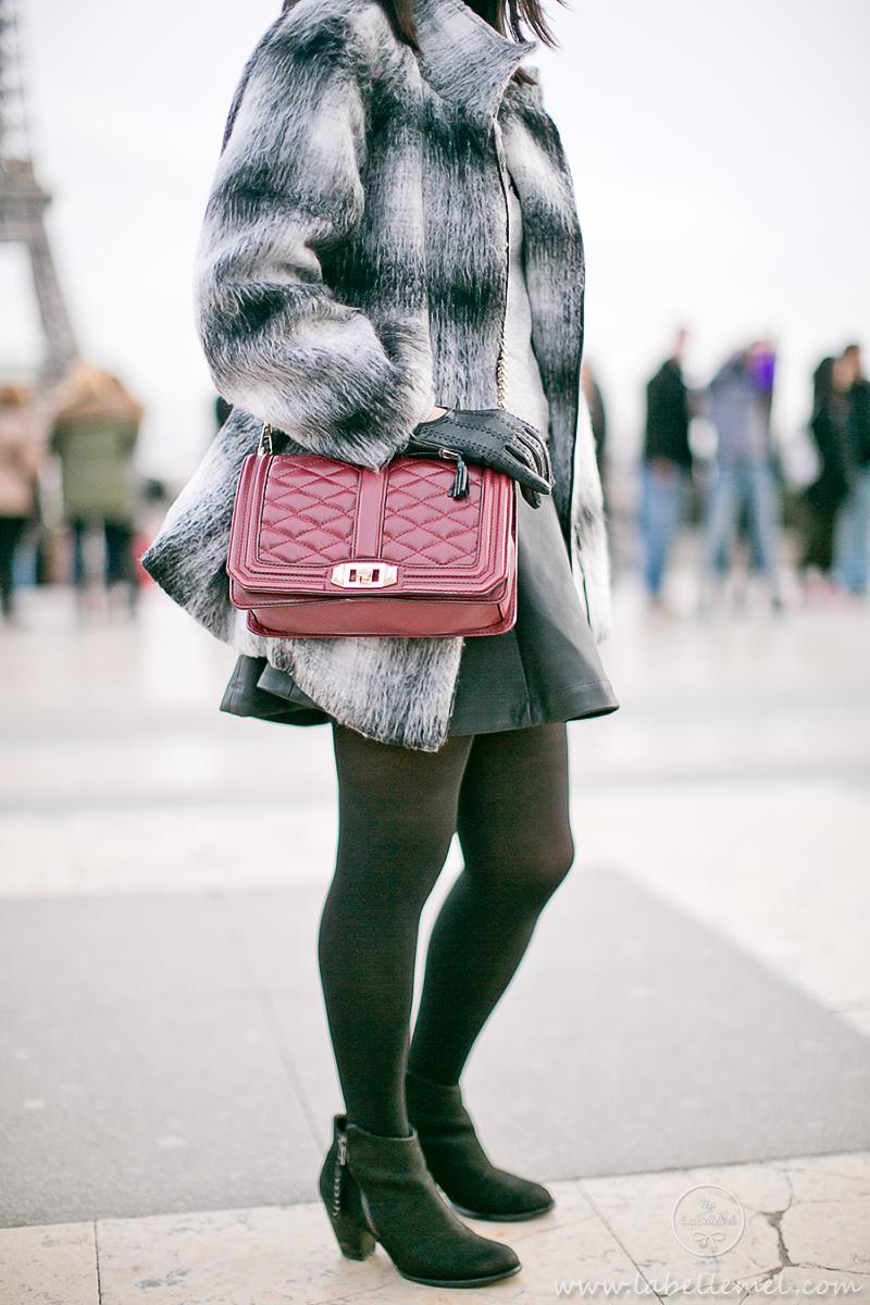 Bonjour_Paris_Grey_Sweater_Black_Pleather_Skirt_4
