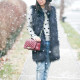 LaBelleMel_Winter_Casual_Faux_Fur_Vest_Boyfriend_Jeans_1