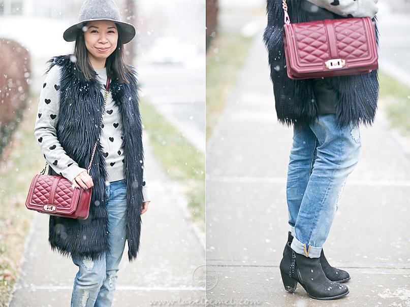 LaBelleMel_Winter_Casual_Faux_Fur_Vest_Boyfriend_Jeans_4_1