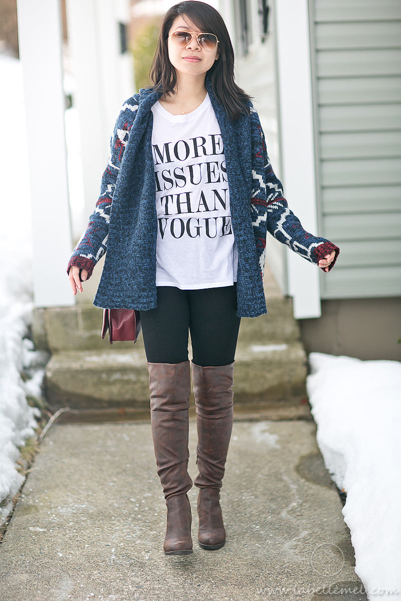 LaBelleMel_Sunday_Casual_Tribal_Cardigan_Graphic_Tee_3